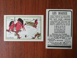 RAY LAMBERT / CHROMO / LA PECHE / LES DIASES - Old Paper