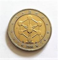 Belgique 2006 - 2 Euro Atomium. Neuve - Belgique