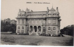 Dinard (35) - Le Château De Port - Breton. - Dinard