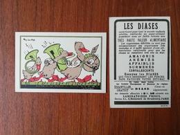 RAY LAMBERT / CHROMO / LA MUSIQUE / LES DIASES - Old Paper