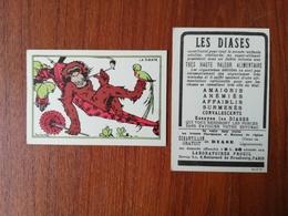 RAY LAMBERT / CHROMO / LA SIESTE / LES DIASES - Old Paper
