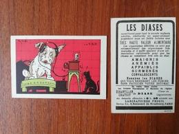 RAY LAMBERT / CHROMO / LA T.S.F / LES DIASES - Old Paper