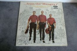"""Disque - The Kingston Trio - From The """"Hungry I"""" - Capitol T1107 - 1959 - US - Country & Folk"""