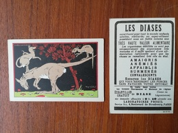 RAY LAMBERT / CHROMO / LA BALANCOIRE / LES DIASES - Old Paper