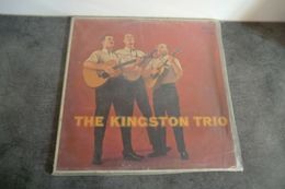 Disque - The Kingston Trio - Capitol T 996 - 1958 - US - Country & Folk