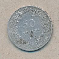 België/Belgique 50 Ct Albert1 1910 Vl Morin 299 (703460) - 1909-1934: Albert I
