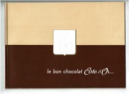 1952 Plaquette Publicitaire Chocolat Côte D'Or Superbe ! Dans Son Emballage D'origine - 40 Pages Illustrées - 9 Scans - Cioccolato