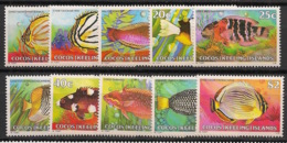 Cocos - 1980 - N°Yv. 40 à 49 - Poissons - Neuf Luxe ** / MNH / Postfrisch - Cocos (Keeling) Islands