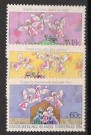 Cocos - 1981 - N°Yv. 75 à 77 - Noel - Neuf Luxe ** / MNH / Postfrisch - Cocos (Keeling) Islands