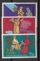 Cocos - 1982 - N°Yv. 90 à 92 - Noel - Neuf Luxe ** / MNH / Postfrisch - Cocos (Keeling) Islands