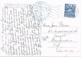 32796. Postal ST. WOLFGANG (Austria) 1970. Marca St. Wolfgang See. SEEHÖHE - 1945-.... 2ª República