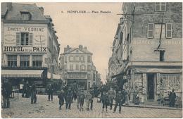 HONFLEUR - Place Hamelin - Honfleur