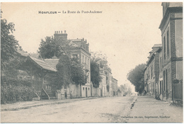 HONFLEUR - La Route De Pont Audemer - Honfleur