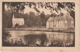 R : Manche : TRELLY ; Le  Château - France