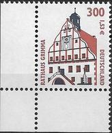 2000 Allem. Fed. Deutschland   Mi. 2141 **MNH EUL Sehenswürdigkeiten : Rathaus, Grimma - [7] Repubblica Federale