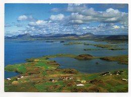 Islande -- Vue Aérienne Du Lac Myvatn - Islande