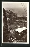 AK Capri, Funicolare, Bergbahn - Schienenverkehr