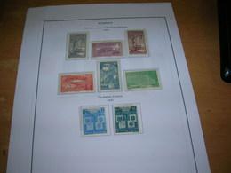 Romania PO 1939 70 Ann.Ferrovie Romene Scott.493/498 See Scan On Scott.Page; - 1918-1948 Ferdinand, Charles II & Michael