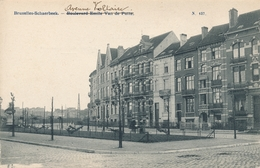 CPA - Belgique - Brussels - Bruxelles - Schaerbeek - Boulevard Emile Van De Putte - Schaarbeek - Schaerbeek