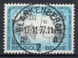 BELGIE: COB 1253 Zeer Mooi Gestempeld. - Belgium