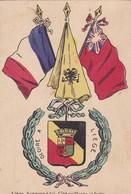 Thèmes > Militaria > Patriotiques 14/18 Gloire A Liege - Patriotiques