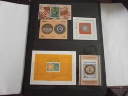 Miniature Sheets Iraq 1977 1976 1986 - Iraq