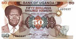 6656-2019    BILLET DE BANQUE   OUGANDA - Uganda