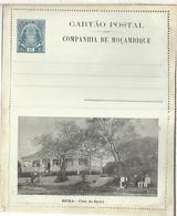 MOZAMBIQUE ENTERO POSTAL BEIRA CLUB DO SPORT - Mozambique