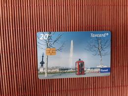 Phonecard Phone Cell 20 CHF Used Rare - Switzerland