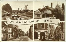 ( RYE )( SUSSEX ) - Rye