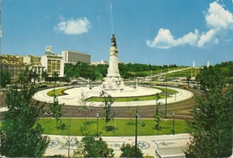 PORTUGAL  PORTOGALLO  LISBOA  Praça Do Marqués De Pombal - Lisboa