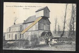 Cpa 7620161 Environs De Villy Le Bas , Le Val Du Roy Le Moulin - France