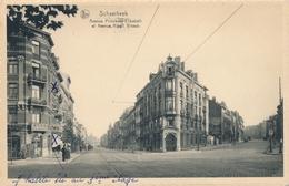 CPA - Belgique - Brussels - Bruxelles - Schaerbeek - Avenue Princesse Elisabeth Et Albert-Giraud - Schaarbeek - Schaerbeek