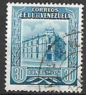 VENEZUELA   -     Poste De Caracas.   Oblitéré. - Venezuela