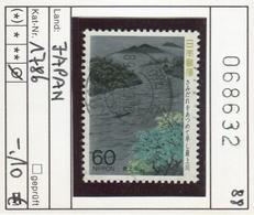 Japan - Japon - Nippon - Michel 1786 - Oo Oblit. Used Gebruikt - Used Stamps