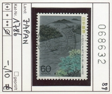 Japan - Japon - Nippon - Michel 1786 - Oo Oblit. Used Gebruikt - 1926-89 Empereur Hirohito (Ere Showa)