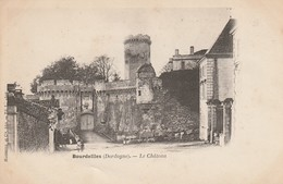 Fou-8--------bourdeilles Le Chateau - France
