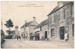 LENAULT - Le Bourg Et L'Eglise - Frankreich