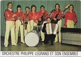 Châtillon Sur Seine:  Orchestre Philippe Legrand - Chatillon Sur Seine