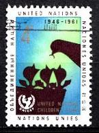 Nations Unies New-York 1961  Mi.Nr: 113 UNICEF  Oblitèré / Used / Gebruikt - New-York - Siège De L'ONU