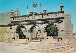 29 Sizun La Porte Monumentale (2 Scans) - Sizun