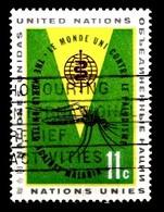 Nations Unies New-York 1962  Mi.Nr: 117 Kampf Gegen Die Malaria  Oblitèré / Used / Gebruikt - New-York - Siège De L'ONU