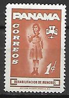 PANAMA   -    Scoutisme  /  Guide Féminine  -  Neuf ** - Panama