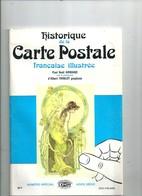 NO SPECIAL CARTES POSTALES ET COLLECTION   HISTORIQUE De La CARTE POSTALE Française Illustrée (oct.1987) - Français