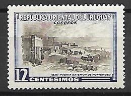 URUGUAY    -  Puerta Exterior De Montevidéo .neuf ** - Uruguay