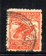 APR1069 - NEW NUOVA ZELANDA 1903 , 6 P. Usato Yvert 120 Dent  14  Filigrana  NZ/star. - 1855-1907 Colonia Britannica