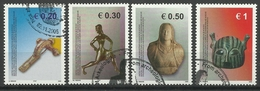KOSOVO 2005 ARCHAEOLOGY SET FINE USED - Kosovo