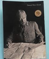 General Henri Guisan, Alte AK - Schweiz