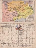 Thèmes > Militaria > Correspondance Des Armées  Avec 1914/18 - Militaria