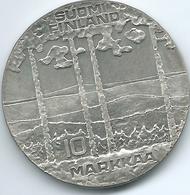 Finland - 10 Markkaa - 1975 - President Kekkonen - KM54 - Finland